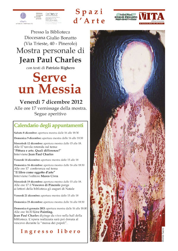 Serve un Messia